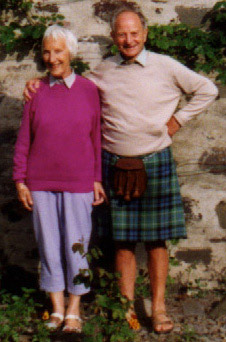 John and Morag Aitkenhead